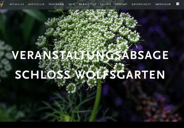 Fürstliche Gartenfest / ABGESAGT