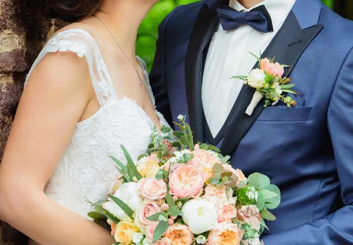 Ist das Brautpaar glücklich sind wir es auch 8