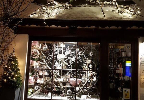 Langener-Blumen-Stubb i Winter