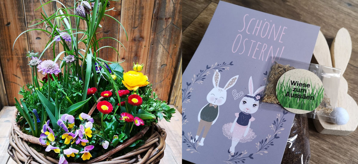 Ostern steht vor der Tür aktuelles 1