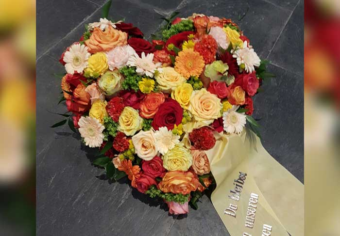 Trauerfloristik von Blumen-Stubb 12