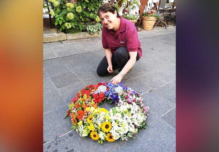 Trauerfloristik von Blumen-Stubb 14