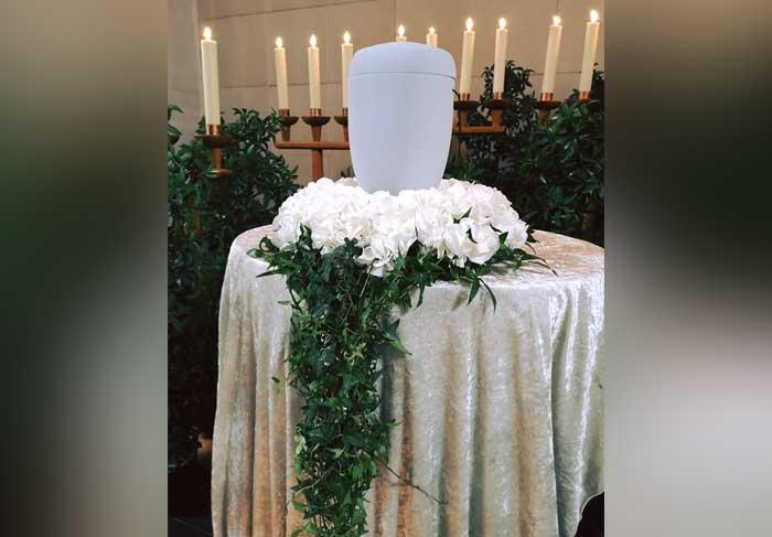 Blumen für die Zeit der Trauer 2