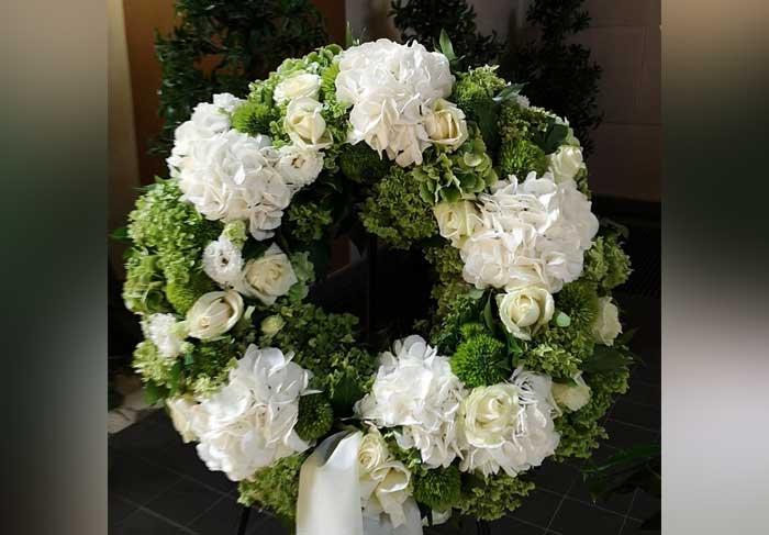 Blumen für die Zeit der Trauer 3