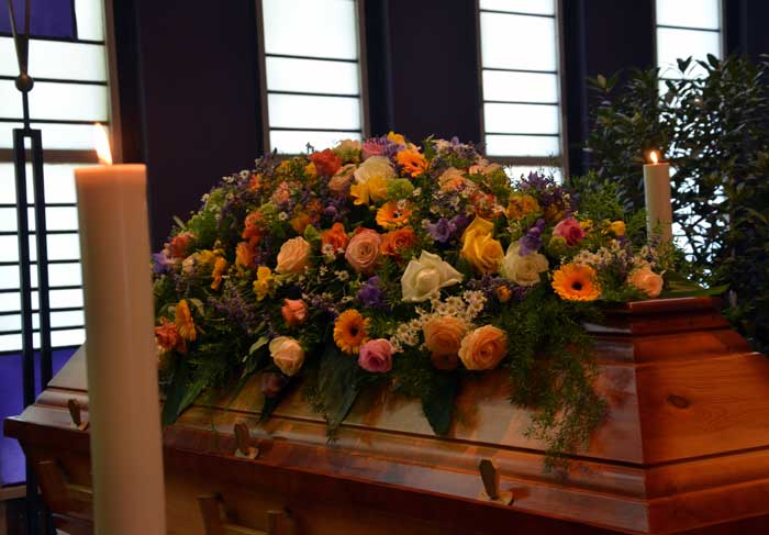 Trauerfloristik von Blumen-Stubb 3